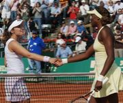 Martina HIngisu vs.Venus williams